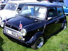 Beautiful Chunky Arched Park Lane LE up next on Wide Arched Wednesday. Rather a rare Mini too, cant remember the last time I saw a Park Lane?