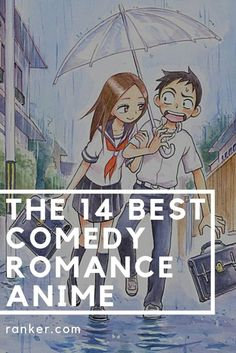 These 14 romantic comedy anime shows are some of the best anime shows to watch! If you are looking for great funny anime series, you should watch these comedy romance anime shows! Anime Romance Comedy, Romance Anime Shows, Animé Romance, Best Comedy Anime, Best Romance Anime, Funny Romance, Best Romantic Comedy Anime, Anime Shows Romantic, Romantic Series