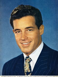 guy madison photos