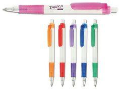 Biologisch afbreekbare pennen met logobedrukking