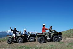 10 Reasons to Join an ATV Club