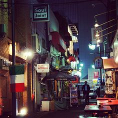 夜の散策。・:+° #新宿 - @rirakirari- #webstagram