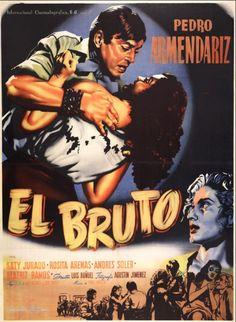 El Bruto, Luis Buñuel. (1953)