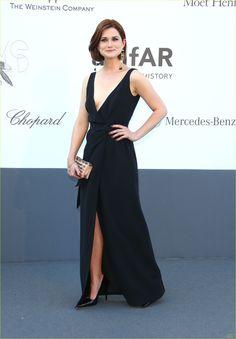 Bonnie Wright: amfARs Cannes Gala | bonnie wright amfar cannes gala
