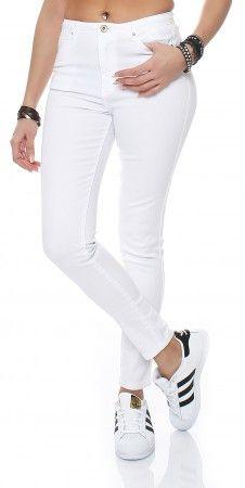 df7667543b0a SKUTARI Luxus Damen Röhren Jeans Hose Skinny Slim Schlank Skinny Jeggings  Stretch dehnbar Sexy Waist Taille Pencil Pants Color