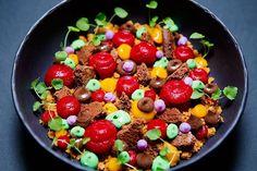 "Bissap in the  Garden ""Hibiscus"" #Mango #Chocolat #Avocat by #dieuveilmalonga #Cuisine #Afrofusion ✈️🌴🇸🇾🇨🇲🇫🇷🍲🇨🇬🇳🇬🇨🇮🇰🇪🇿🇦🇲🇱🇨🇩🇦🇴📷#studiodokoti"