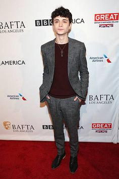 Actor Lucas Jade Zuman arrives for the Annual AARP Movies for. Beverly Hills, Jade, Zack Y Cody, Billy Crudup, 20th Century Women, Annette Bening, Gilbert And Anne, Gilbert Blythe, Lucas Nct