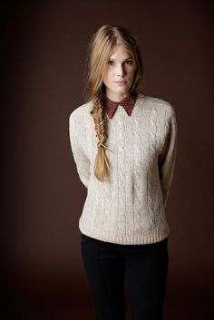 what do you think about a loose fishtail braid for your rustic look? and big and voluminous for your glam??
