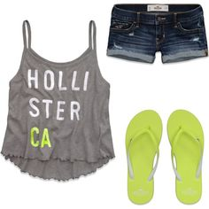 everything that is Hollister>