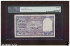 BRITISH-INDIA-1943-10-RUPEES-KG-VI-C-D-DESHMUKH-PMG-GRADED-64-GEM-UNC-NOTE
