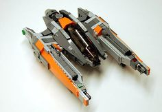 Another Lego space ship