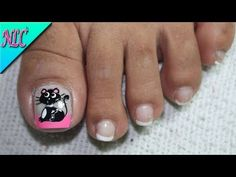 Uñas De Gato - Black Cat Nail Art |Nails-Uñas| Gato negro |Black Cat |Nail Art | Nailslucerocordoba - YouTube Cute Butterfly, Pedicure Nail Art, Toe Nails, Finger, Nail Designs, Lily, My Favorite Things, Triangles, Mafia