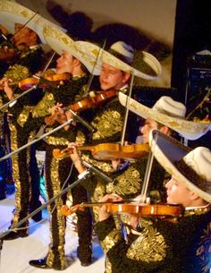 mariachi music, nothing more romantic than getting serenaded, and the music is simply beautiful http://gotomexico.co.uk/mexican-folklore/