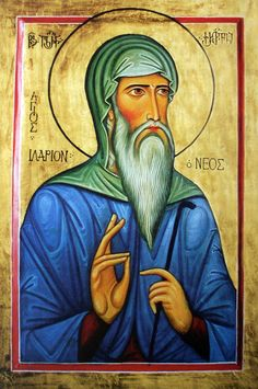St Hilarion the Georgian, the New - Orthodox Church in America