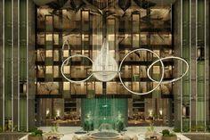 Regnum Carya Hotel Lobby