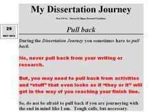 ... 17, 2012 My Dissertation Journey Sharon M. Biggs, Doctoral Candidate