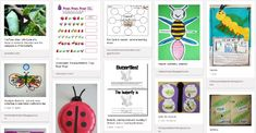 """GREAT activities...especially """"Bees and Ants"""" link"""