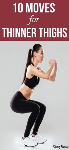 Cellulite is actually fat deposits just beneath the skin. It appears as lumps or dimples, usually near the buttocks and upper thighs, and is most common in women. Building muscle can make cellulite harder . Fitness Workouts, Easy Workouts, Workout Routines, Core Workouts, Fitness Tips, Thinner Thighs, Slim Thighs, Tight Thighs, Cellulite Wrap