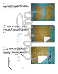 Contoured Changing Pad Cover - Pattern. $5.00, via Etsy.
