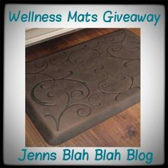 LAST HOUR TO JOIN! Win a Wellness Mat Valued $119.95! Open US