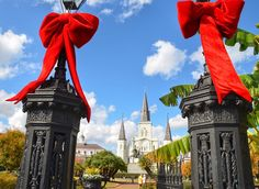 Some great experiences to try out when you visit New Orleans during the holidays.