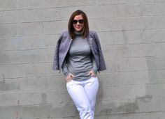 white jeans in winter