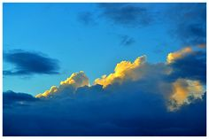 Céu nublado  by Marcelo  Gomes on 500px