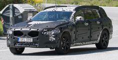 Компания Volvo начала испытания нового Volvo V90 Cross Country, о чем говорят первые шпионские снимки замаскированных прототипов. Новинка, которая станет соперником Audi A6 Allroad, замечена на дорогах общего пользования на юге Европы. #кроссоверы - #внедорожники - #тестдрайвы - #bar - #volvo - #v90 - #cross - #country - #spyshot
