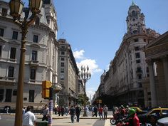 We Love Baires Center, Our Love, Street View, Buenos Aires, Argentina