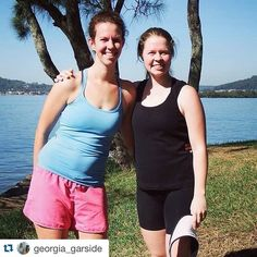 Amazing effort! Big thanks for your fabulous fundraising efforts and congratulations ladies!  #Regram @georgia_garside  We completed our 10km run today! We have raised over $5000 and are so grateful for all your contributions! The link with be active for another week if you'd like to donate! The link is in my bio. #beatbowelcancer #bowelcanceraustralia by bowelcanceraustralia