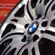 This #BMW alloy rim first underwent restructuring before @xdetailing provided the necessary protection using a wheel sealant that will maintain the shine for a long time. #BMWstories #perfectionist by bmw