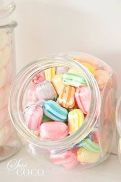"""Party Inspirations: Tata's 21st """"A Vintage Candy Store"""" by Styled By Coco"""
