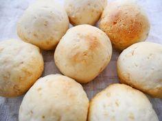一次発酵なしでOK!もっちりヘルシーな『おかゆパン』の作り方