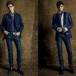 Os homens andam muito na moda ultimamente não é verdade? E a industria da moda vem inovando cada vez mais, inclusive na moda masculina que esta cada vez mais incrivel. Apesar de alguns homens gostarem de ficar no básico, os estilistas estão preparando muitas coleções dedicadas ao sexo masculino.,