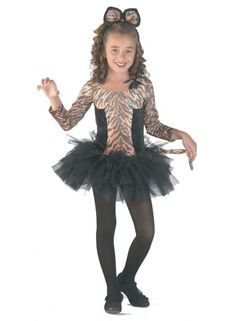 Tigerkostüm Mädchen: Tiger Kleid Kostüm für Teenager Clowns, Teenager, Goth, Ballet Skirt, Skirts, Style, Fashion, Short Skirts, Carnavals