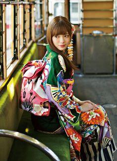 nogi46 mai #japan #kimono