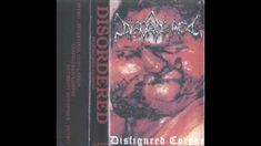 DISORDERED - Disfigured Corpse ◾ (demo 1996, US death metal/goregrind)