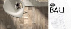 Porcelain Tile Ariana Bali: This flooring is inspired by aged banana wood, and is unique due to the multi-directional striation of the wood grain. Evokes a warm and familiar comfort while also providing a modern touch.