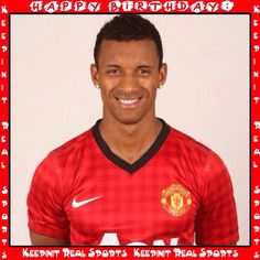 Happy Birthday: Nani  November 17,1986 - Luís Carlos Almeida da Cunha, commonly known as Nani, is a Portuguese footballer currently playing as a winger for English club Manchester United and the Portugal national team. Although predominantly right-footed, he has been utilised on the left-wing on many occasions.