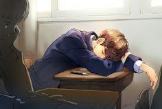 Lee Jong Suk | School 2013 #fanart #kdrama