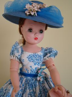 1950s Cissy Doll