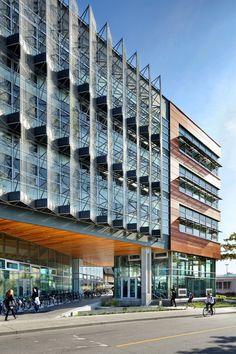 Perkins+Will's CIRS Building Wins RAIC's Green Building Award