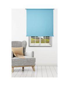 Turkuaz Renkli  Polyester Stor Perde Modeli Olan Bu Serimizi Ferah Ve Iç Açıcı Rengiyle Evinizin Birçok Odasında Rahatlıkla Kullanabilirsiniz.
