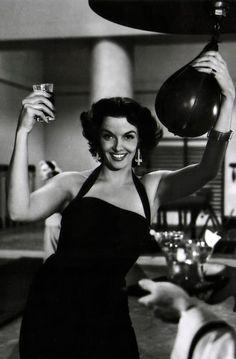 Jane Russell , Gentleman prefer Blondes (1953)