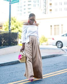 Hitting the streets of Atlanta in these stylish pants by @fameandpartners | Shop my top on sale for $44 and more options on the blog or when you sign up with @liketoknow.it http://liketk.it/2rofW #liketkit #LTKsalealert #LTKstyletip #LTKunder50  Screenshot or 'like' this pic to shop the product details from the new LIKEtoKNOW.it app, available now from the App Store!