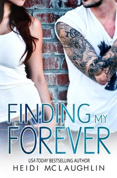 Release Day Event for Finding My Forever by Heidi McLaughlin
