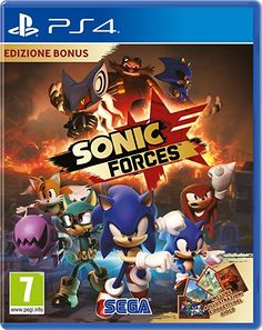 Buy a used Sonic Forces Nintendo Switch Game. ✅Compare prices by UK Leading retailers that sells ⭐Used Sonic Forces Nintendo Switch Game for cheap prices. Nintendo 3ds, Nintendo Switch Games, Xbox One Games, Ps4 Games, News Games, Games Consoles, Playstation Games, Logic Games, Super Nintendo