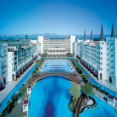 The Mardan Palace - Turiquia.