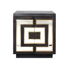 HENRYK PLINTH CABINET by Birgit Israel | SIDE TABLES in the BI Collection