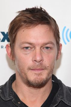 Norman Reedus Photos Photos - Actor Norman Reedus visits SiriusXM Studio on February 22, 2012 in New York City. - Celebrities Visit SiriusXM